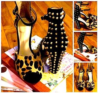 Leopord Shoe