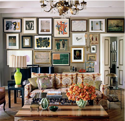 framed-art-home-gallery-walls-living-with-art-kristen-buckingham